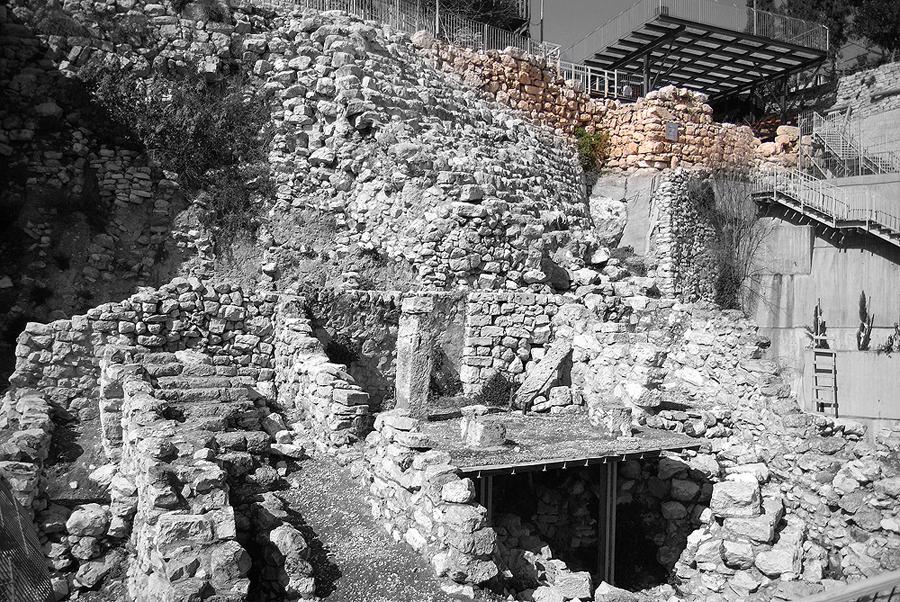 느헤미야의 성벽