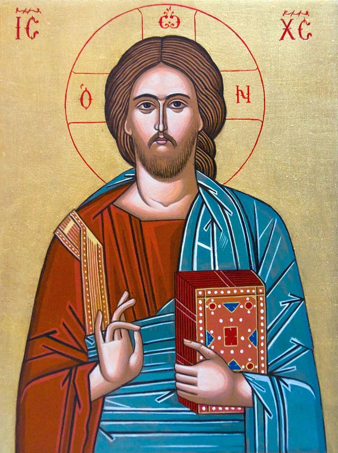 전능하신 예수 그리스도 Christ Pantocrator
