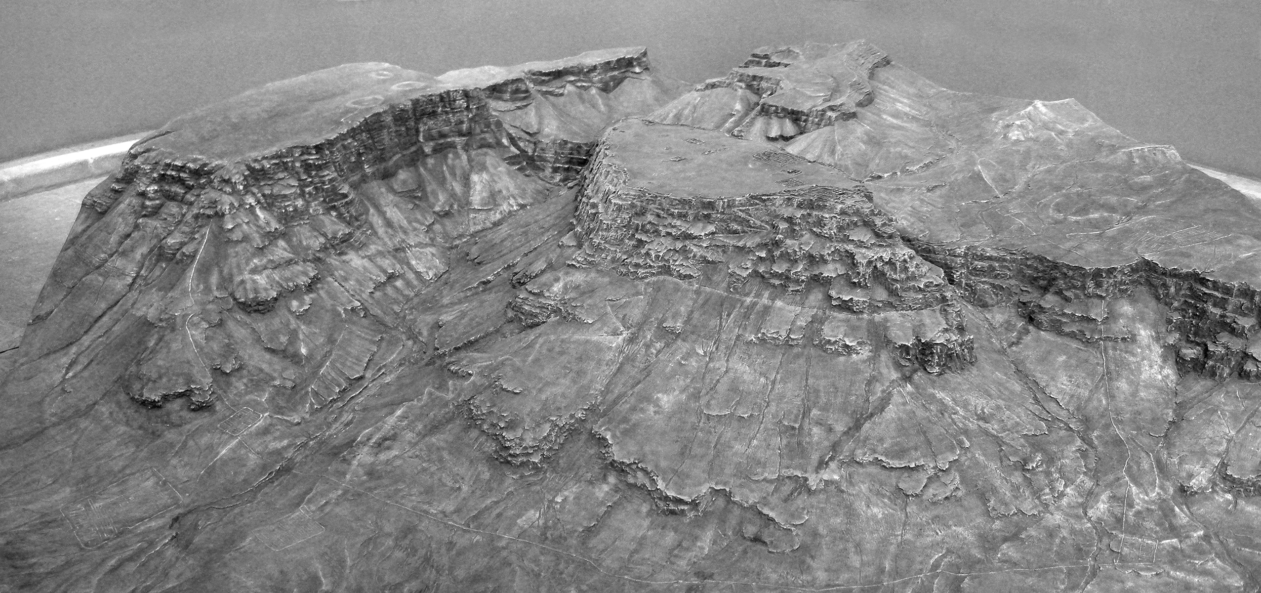 Masada Etching