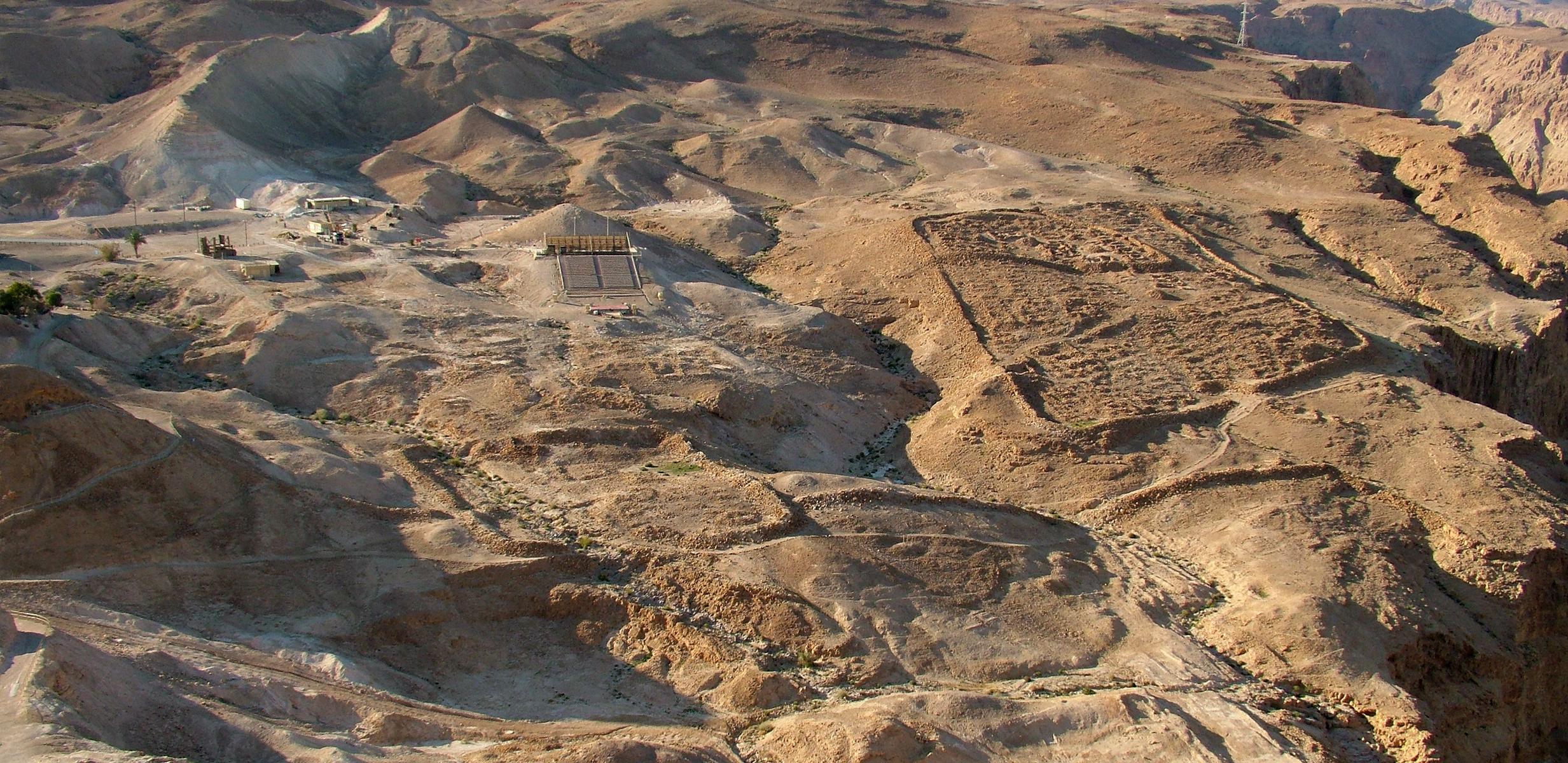 Masada Seige