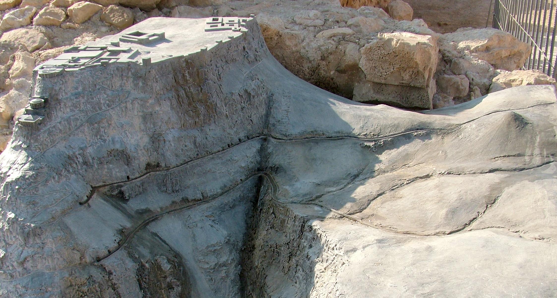 Masada Water Ways