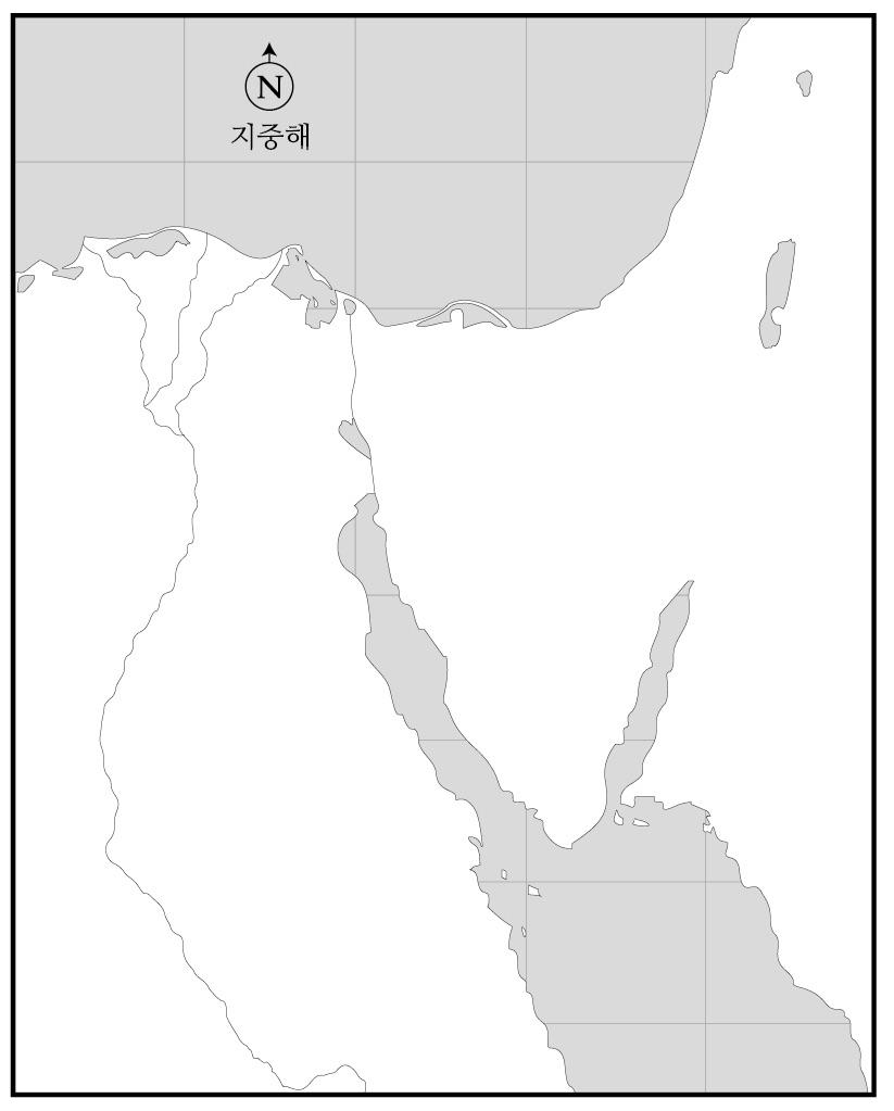 출애굽기 Pre-Map