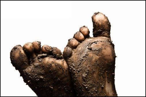 [사순절-예수님 따라걷기] 첫번째-제자들의 발을 씻기시다
