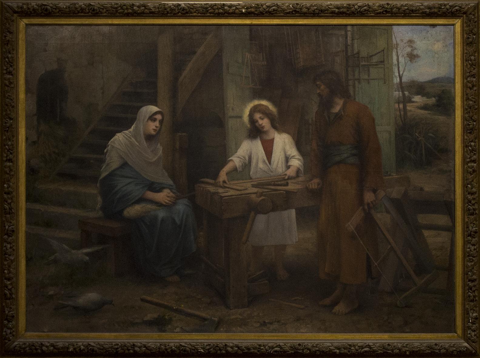 예수님의 가정 – 나사렛